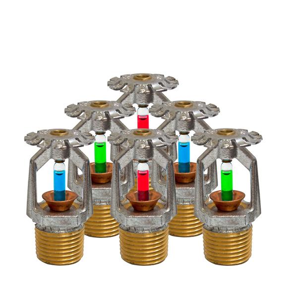 Types Of Fire Sprinkler Heads