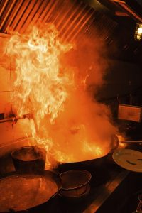 fire business