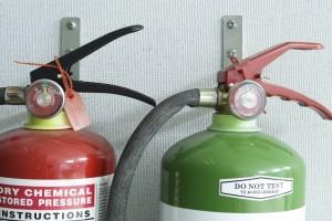 Portable Fire Extinguisher Training