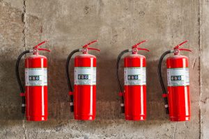 What to Do When It's Time to Recharge Fire Extinguishers