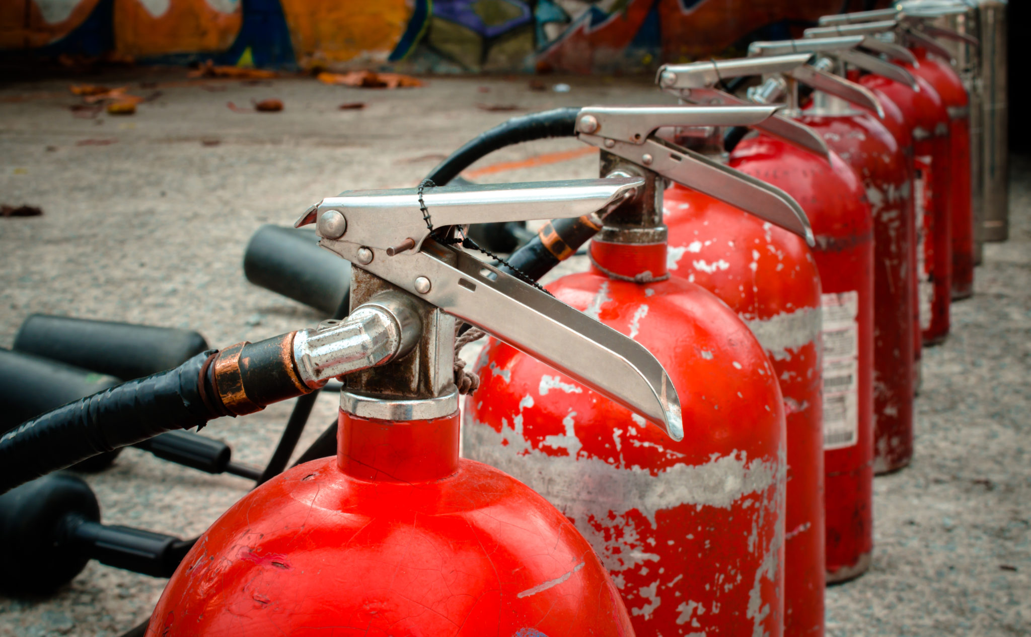 Learn how to know when to replace your fire extinguisher.