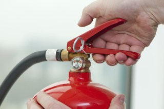 Sterling, Virginia can benefit from excellent fire extinguisher services from Fireline.