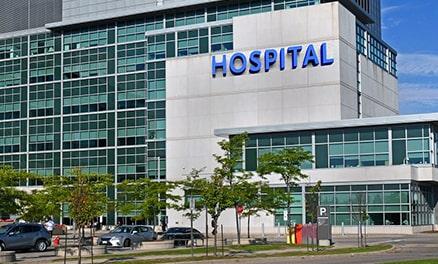 Hospitals & Healthcare Facilities Bucket