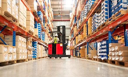 Industrial, Warehouse & Storage Facilities Bucket