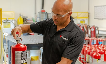 Fire Extinguisher Service & Inspections Bucket Revised