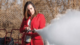 Fire Extinguisher Services in Rosslyn, Virginia