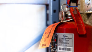 4 Areas to Keep Fire Extinguishers in your Home