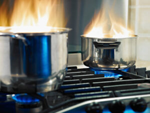 Is Your Commercial Kitchen Safe From Fire?