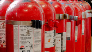 Fire Extinguisher Services in Middle River, Maryland