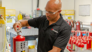 Why Fire Extinguisher Maintenance is Essential