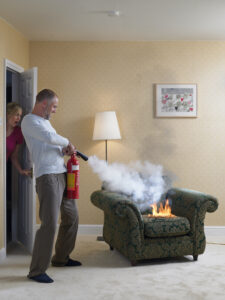 Safe and Effective Use of Fire Extinguishers