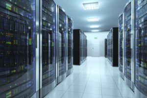 Fires in Data Centers and Server Rooms